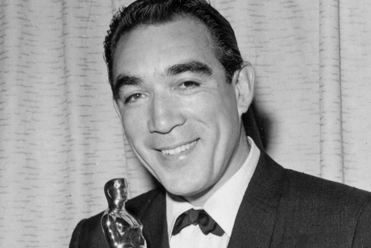 Anthony Quinn April 21st is Anthony Quinn Day in Los Angeles County and the
