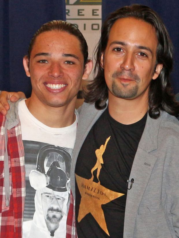 Anthony Ramos Anthony Ramos Went From Baseball in Bushwick to Performing