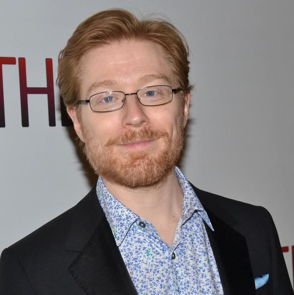 Anthony Rapp Anthony Rapp to Temporarily Depart Broadway39s IfThen