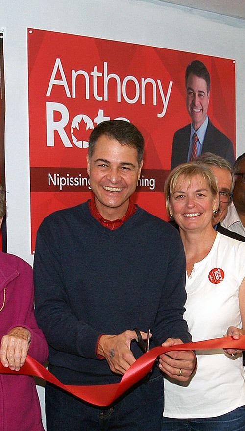 Anthony Rota Anthony Rota The Temiskaming Speaker