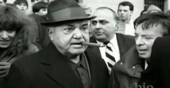 Anthony Salerno Fat tony salernoformer front boss genovese family mafia