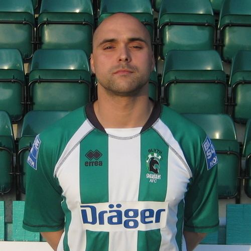 Anthony Shandran Anthony Shandran Suspension Update Blyth Spartans AFC