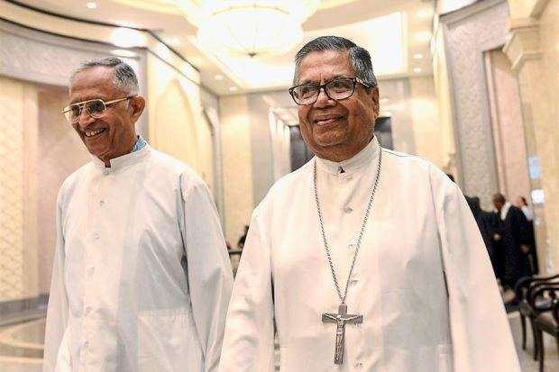 Anthony Soter Fernandez Fernandez is first Malaysian to be appointed cardinal Nation The