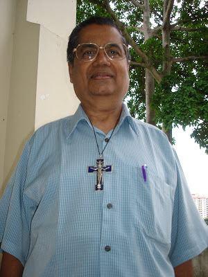 Anthony Soter Fernandez Unam Sanctam Archbishop Emeritus Soter Fernandezs 40th Sacerdotal