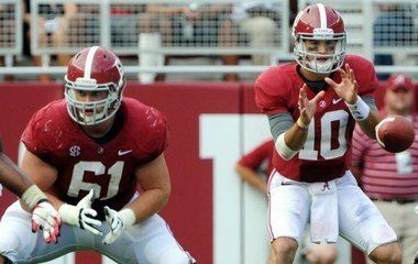 Anthony Steen He39s better than me39 Tide39s Chance Warmack says of fellow
