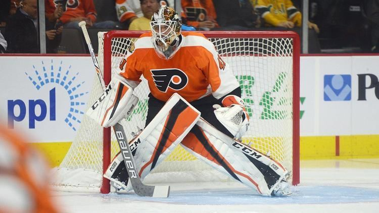 Anthony Stolarz Flyers recall Anthony Stolarz from Phantoms goalie could see first