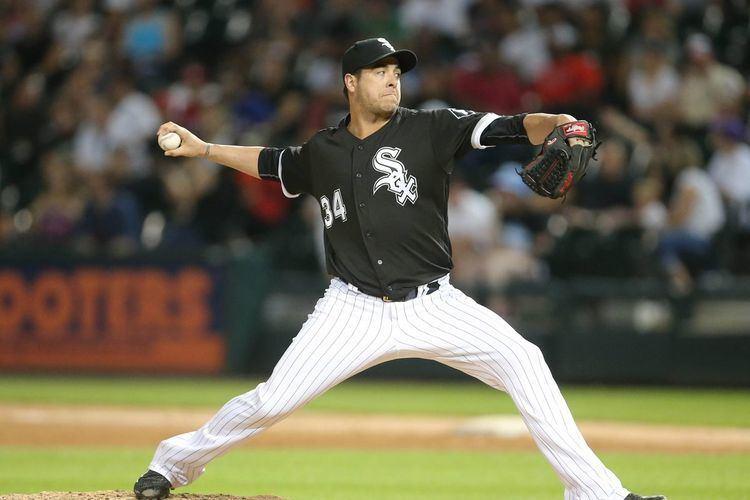 Anthony Swarzak White Sox trade Anthony Swarzak to Brewers MLB Daily Dish