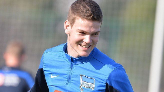 Anthony Syhre Hertha BSC HerthaBSCde