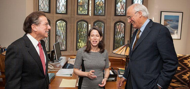 Anthony T. Kronman About the Kamel Center Yale Law School