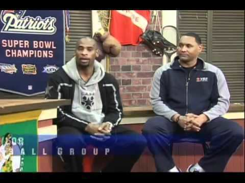 Anthony Taylor (basketball) Lets Talk Sports with Wayne Turner Anthony Taylor ATmp4 YouTube