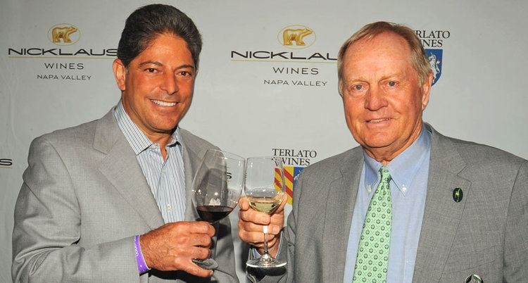 Anthony Terlato Terlato Wine Group Introduces Its First Jack Nicklaus White Wine