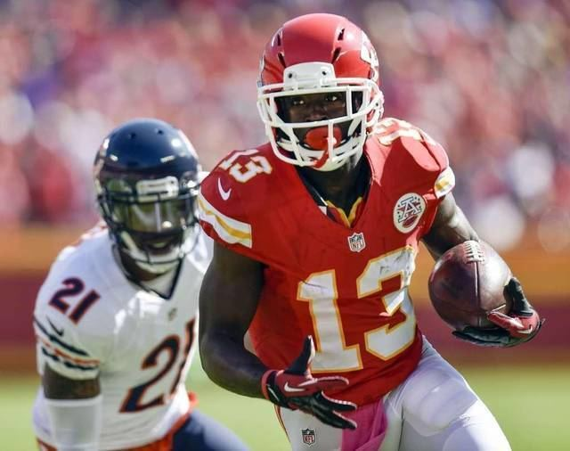 Anthony Thomas (American football) Chiefs place DeAnthony Thomas on seasonending NFI list The