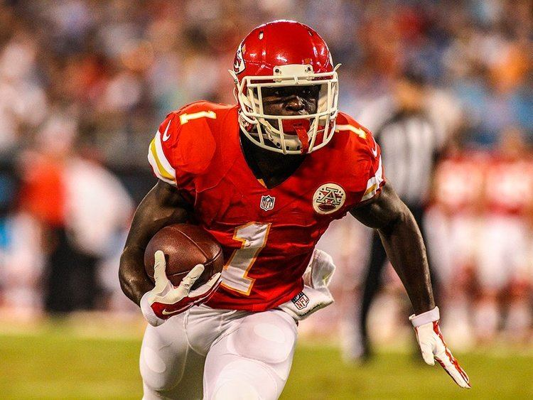 Anthony Thomas (American football) DeAnthony Thomas Listed as Probable