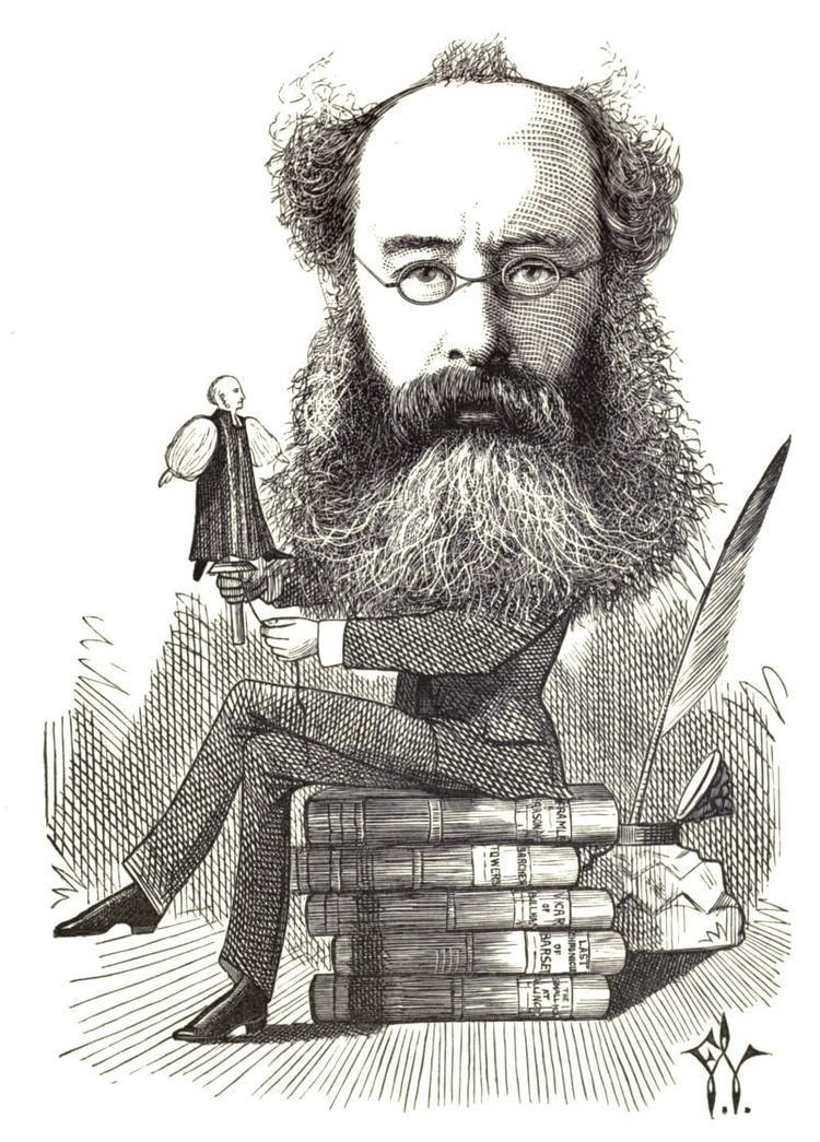 Anthony Trollope Director39s College Event Anthony Trollope The Greatest