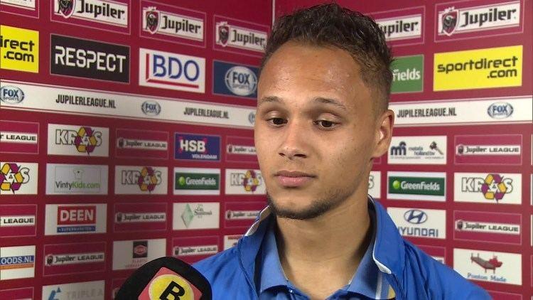 Anthony van den Hurk Anthony van den Hurk na 21 nederlaag bij FC Volendam We gaan het