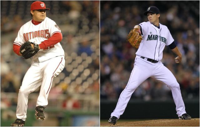 Anthony Vasquez (baseball) Two guys to pull for this spring Chad Cordero and Anthony