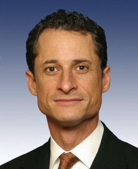 Anthony Weiner sexting scandals