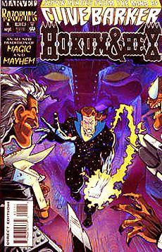 Anthony Williams (comics)