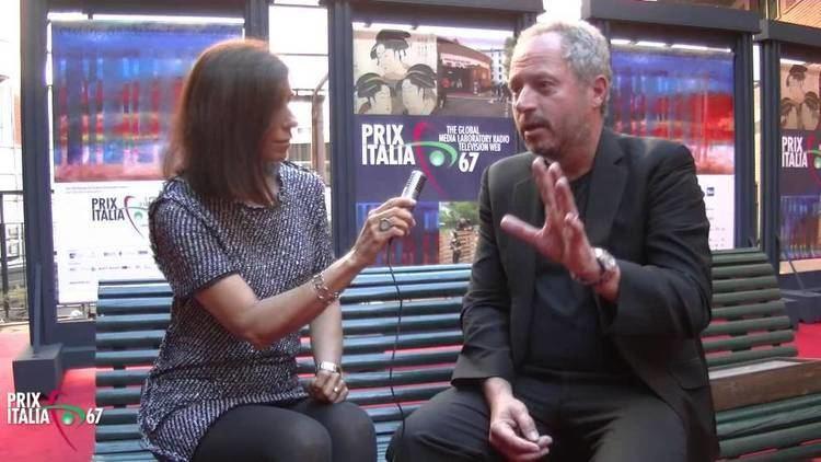 Anthony Wonke Prix Italia Winner Interview Anthony Wonke TV