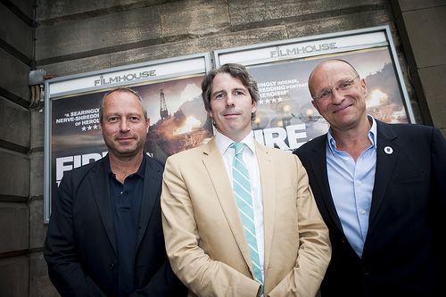Anthony Wonke Fire in the Night Director Anthony Wonke and writer