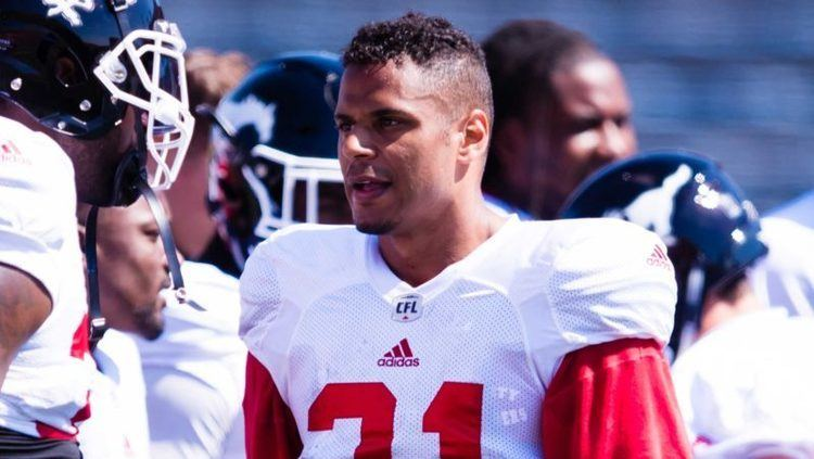 Anthony Woodson Woodson gets shot at dream Calgary Stampeders