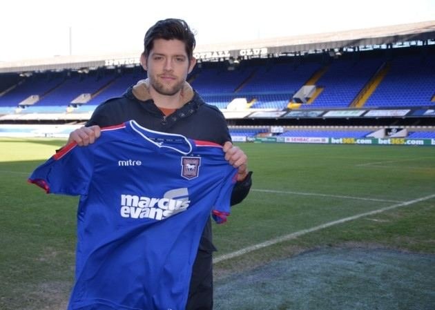 Anthony Wordsworth Anthony Wordsworth completes his switch to Ipswich Town