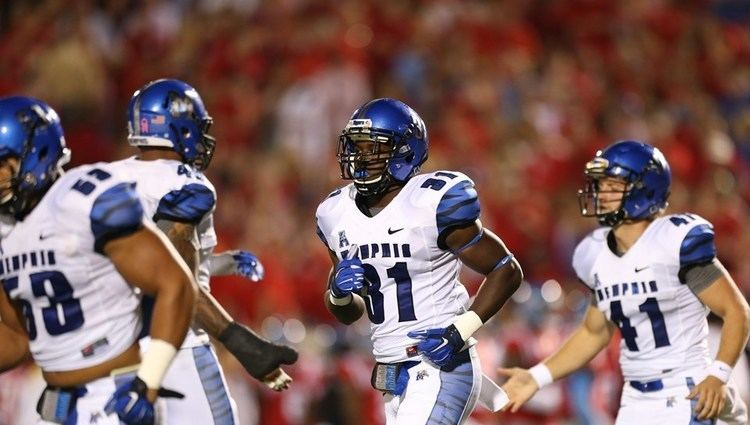 Anthony Young (American football) University of Memphis Athletics Anthony Young 2015