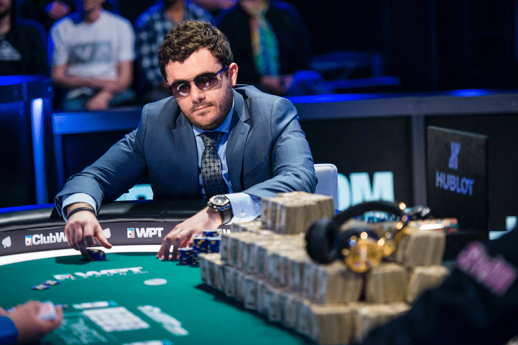 Anthony Zinno Anthony Zinno Crowned WPT Season XIII Player of the Year