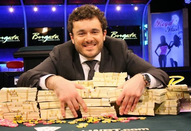 Anthony Zinno 2015 WSOP with a Bullet Anthony Zinno Comes in Riding High