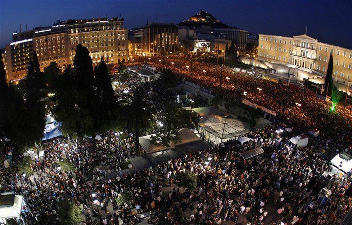 Anti-austerity movement