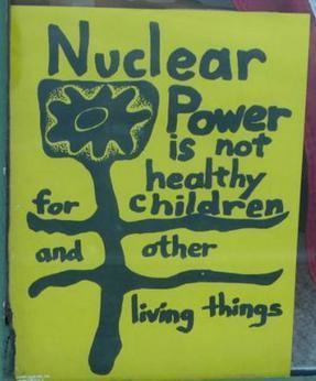 Anti-nuclear movement in the United States