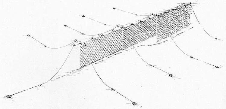 Anti-submarine net archivehnsaorgdocnetsandboomsimgpg050jpg