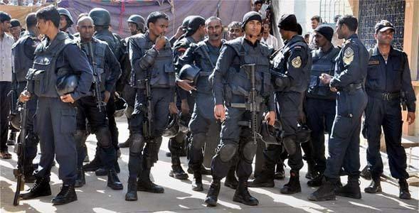 Anti-Terrorism Squad (India) How antiterror squad OCTOPUS helped nab suspected terrorists in
