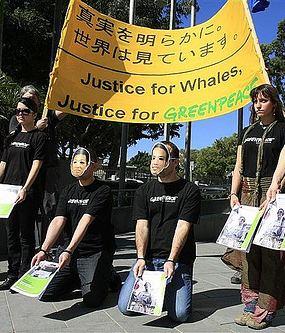 Anti-whaling