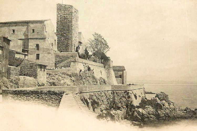 Antibes in the past, History of Antibes