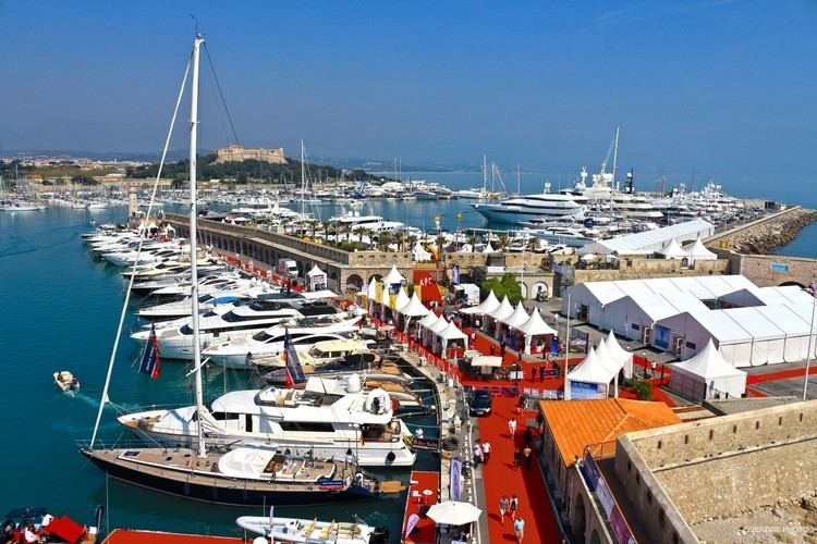 Antibes Yacht Show A NEW SHOW MANAGER FOR THE ANTIBES YACHT SHOW ABYS Yachting