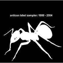 Anticon Label Sampler: 1999-2004 httpsuploadwikimediaorgwikipediaenthumbe