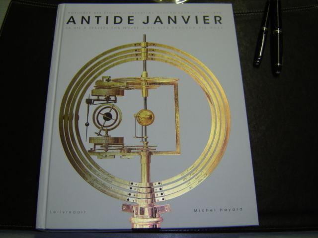 Antide Janvier Forum Horloger forum sur les montres L39Antide Janvier