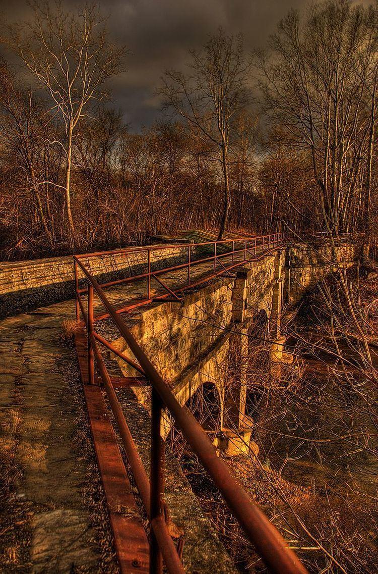 Antietam Iron Furnace Site and Antietam Village