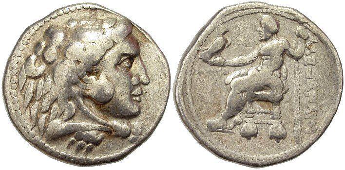 Antigonus I Monophthalmus FORUM ANCIENT COINS