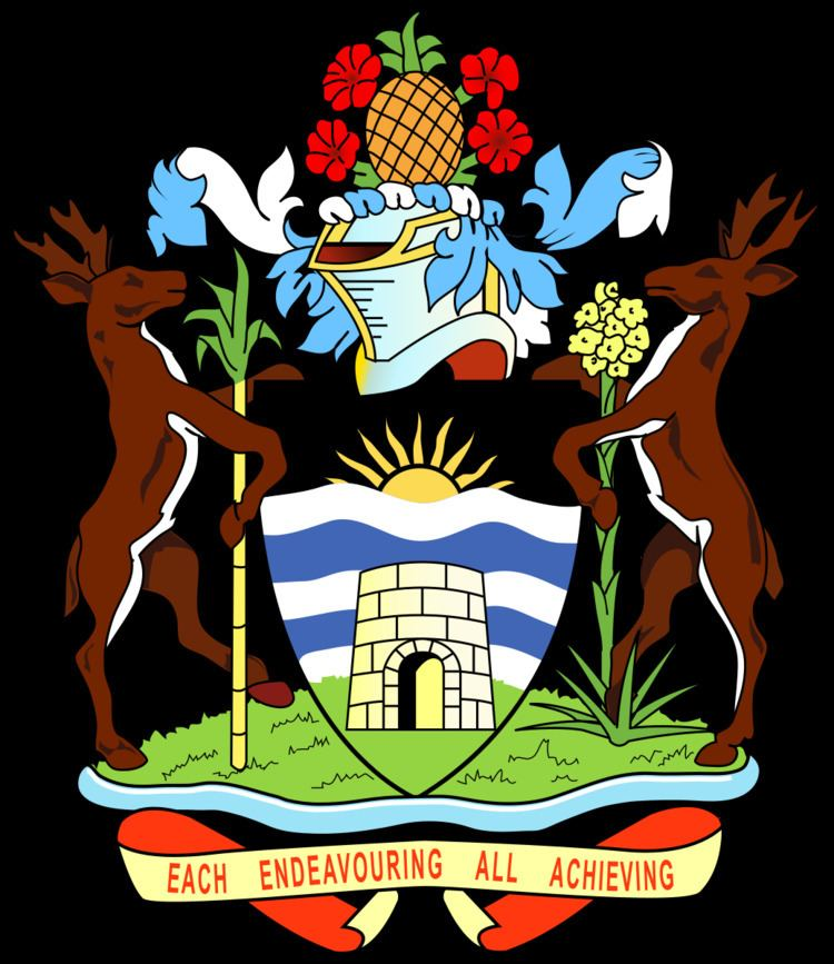 Antigua and Barbuda general election, 1999