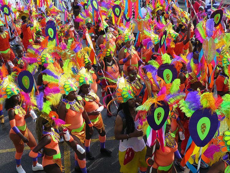 Antigua Carnival wwwthelifenomadikcomwpcontentuploads201408