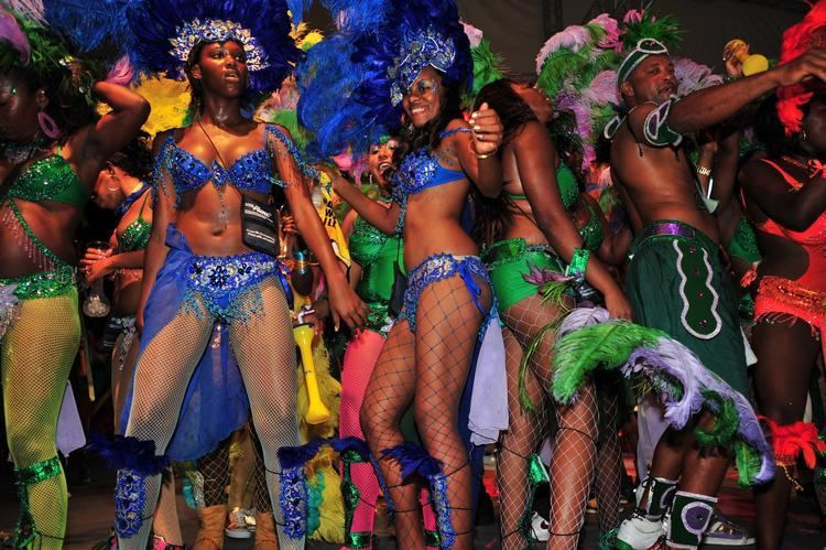 Antigua Carnival 2010 Antigua and Barbuda Carnival Last Lap Wanderings Andy E