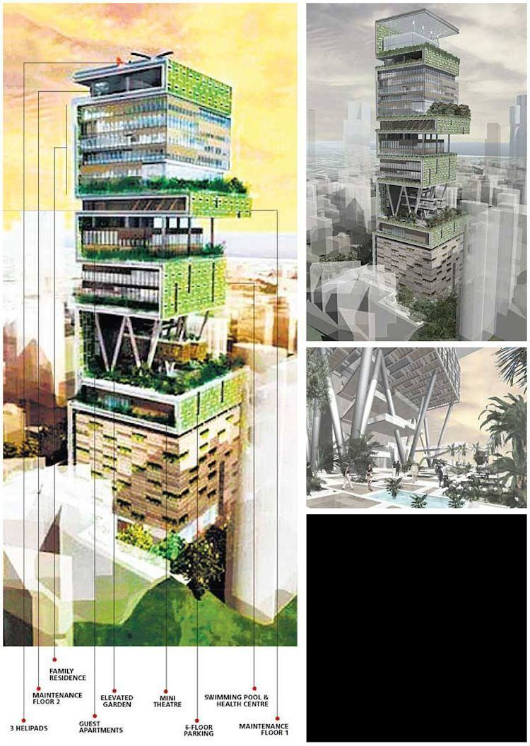 Antilia (building) Antilia House Related Keywords Antilia House Long Tail Keywords