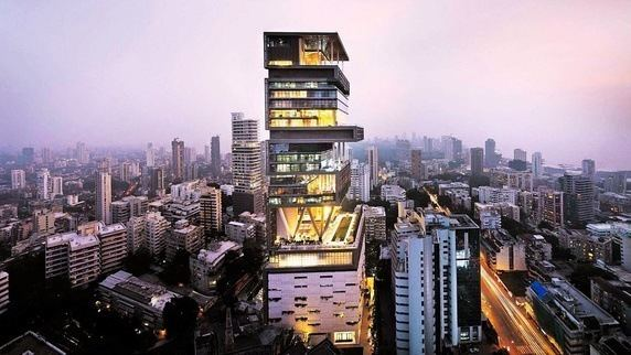 Antilia (building) What are the features of Mukesh Ambani39s house Antilia Quora