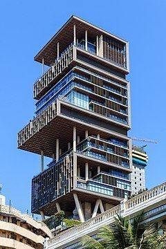Antilia (building) httpsuploadwikimediaorgwikipediacommonsthu