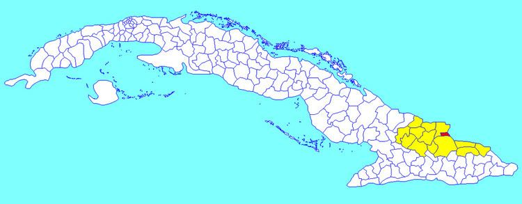 Antilla, Cuba