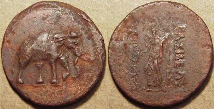 Antimachus I The COININDIA Coin Galleries Greek Antimachus I Antimachos I