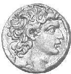Antiochus XIII Asiaticus wwwliviusorga2greekscoinantiochusxiiiasia