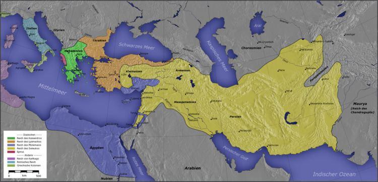 Antipatrid dynasty